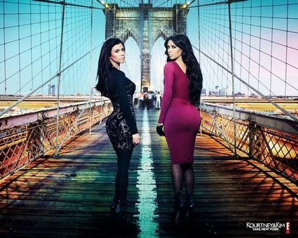 Kourtney and Kim Take New York Recap, Season 2 Episode 9 'Voices from Beyond' 1/22/12