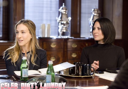CDL Exclusive: Stills From Sarah Jessica Parker Film  'I Don't Know How She Does It'