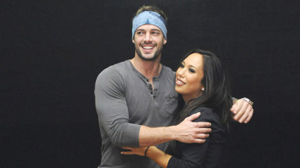'Dancing With The Stars' Gossip: Romantic Sparks Fly Between Cheryl Burke And William Levy -- Are They Hooking Up?