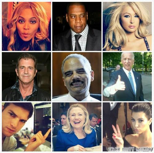 Britney Spears, Kim Kardashian, Beyonce, Jay-Z & Others HACKED!
