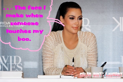 Kim Kardashian Tells Rihanna To STAY AWAY From Her Man Kanye West