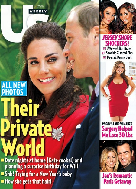 Birth Announcement: Kate Middleton And Prince William Plan For A New Year's Baby!
