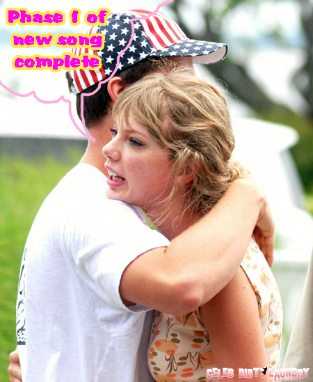 Hollywood Hookup: Taylor Swift Caught Getting Close and Comfy With Patrick Schwarzenegger (Photo)