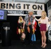 Kristin Cavallari Judges The Bing It On Halloween Costume Contest! (Photos)
