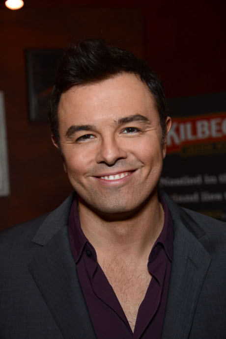 Seth McFarlane Honored at Variety's 3rd Annual Power of Comedy Event Presented by Bing!