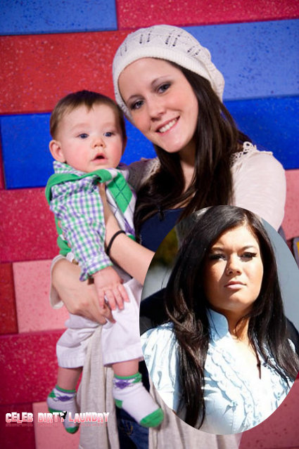 'Teen Mom 2' Star Jenelle Evans Says Amber Portwood Is A Huge Failure