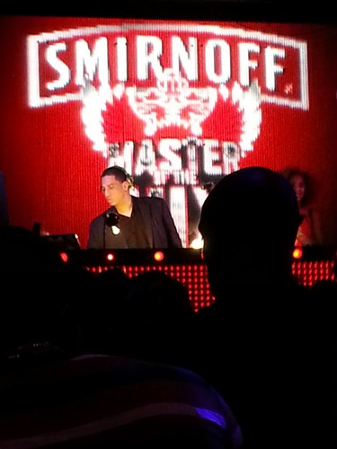 CDL Exclusive:  Smirnoff's Master of the Mix Season 3 Launch Party (Photos)
