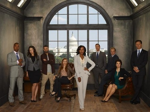 "25 Days 'Til Christmas Countdown: Favorite TV Gems #22 ""Scandal"""