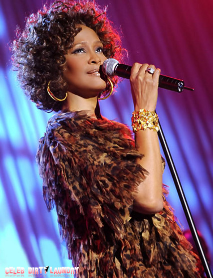 Whitney Houston's Grave A Prime Target For Grave Robbers?
