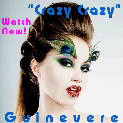 CDL Exclusive Interview with Guinevere: The Dark Pop Diva