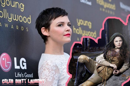 Ginnifer Goodwin is Ready for Some Magical Family Drama in 'Once Upon a Time' Season 2