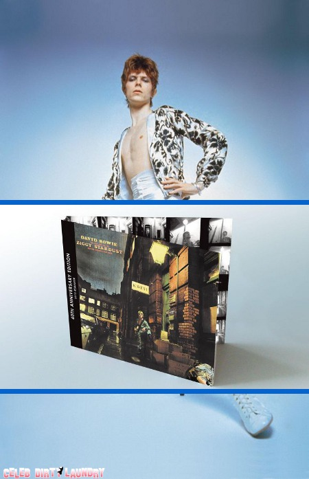CDL Giveaway: David Bowie's 'Ziggy Stardust' 40th Anniversary Reissue!