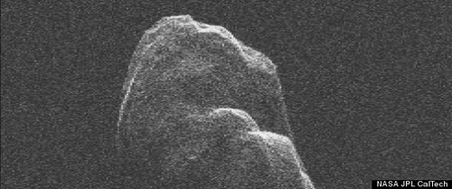 See The Asteroid That Could Destroy All Life On Earth - Video