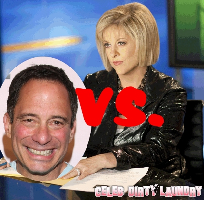Nancy Grace And Harvey Go Head-to-Head During A TMZ LIVE Special