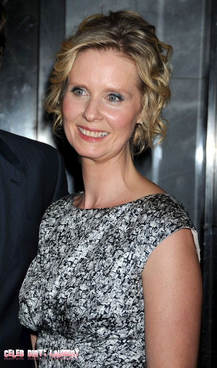 Cynthia Nixon Sparks Controversy With Gay And Lesbian Community