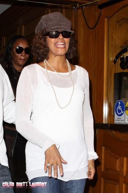 Whitney Houston Is Begging For Loans