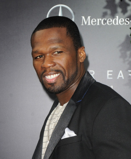 50 Cent Allegedly Kicked His Baby Mama -- Charged with Domestic Assault!