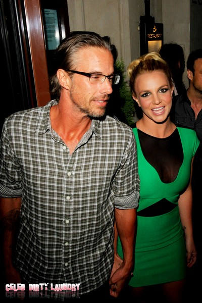 Britney Spears To Get Engaged To Jason Trawick Tonight