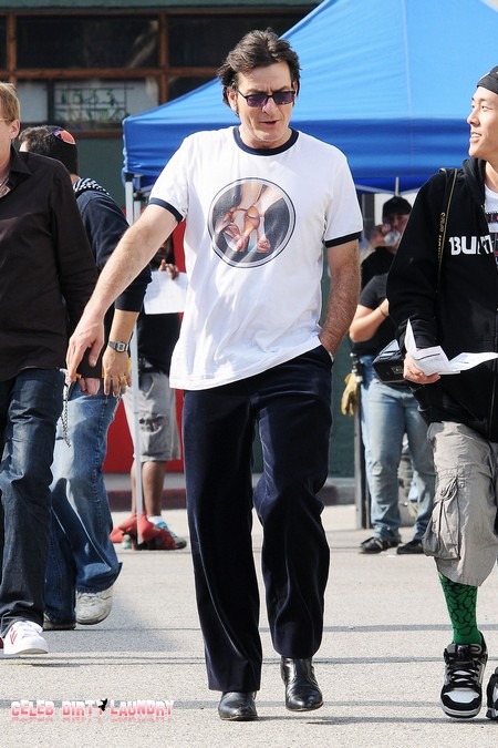 Charlie Sheen Says He Is 'Not Crazy Anymore'