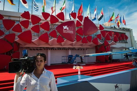 The 69th Annual Venice Film Festival – Glitz, Glamour and Gold (Photos)