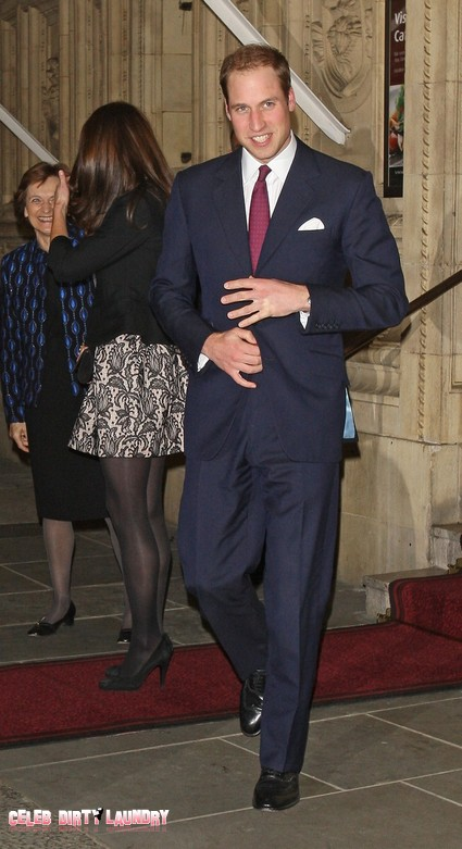 David Beckham Says Prince William Has The Aura Of A King