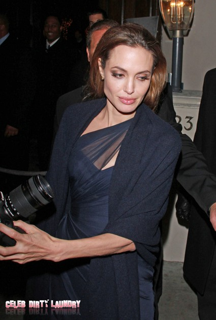 Angelina Jolie's 'In The Land of Blood and Honey' Up For Golden Globe