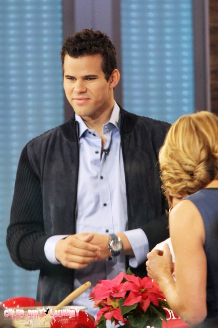 Kris Humphries Splits with PR Firm, Promises to Stay Friends