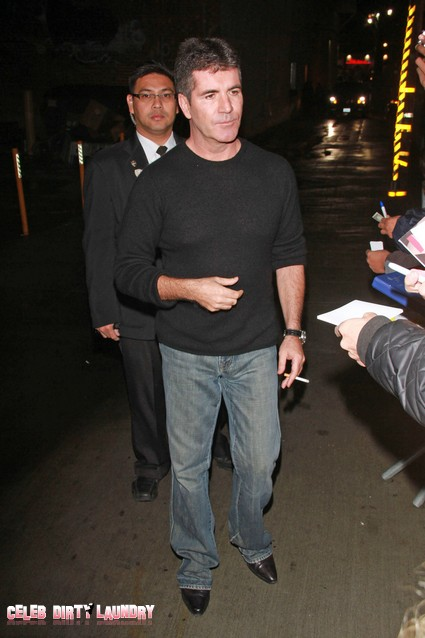 Simon Cowell Boasts Of Paula Abdul's Sexual Desire For Him