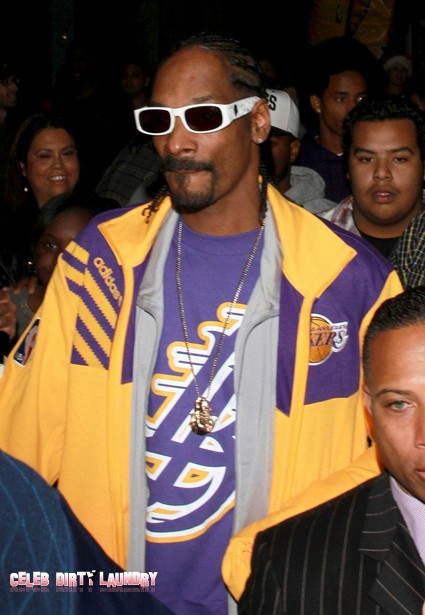 Snoop Dogg Arrested For Marijuana Possession In Texas