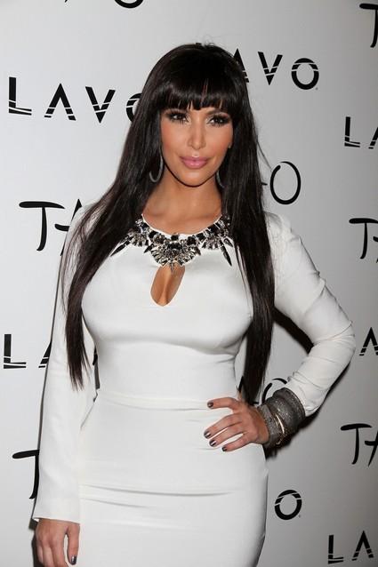 Kim Kardashian's Cleavage Was a 'Turn Off' for Kris Humphries (VIDEO)