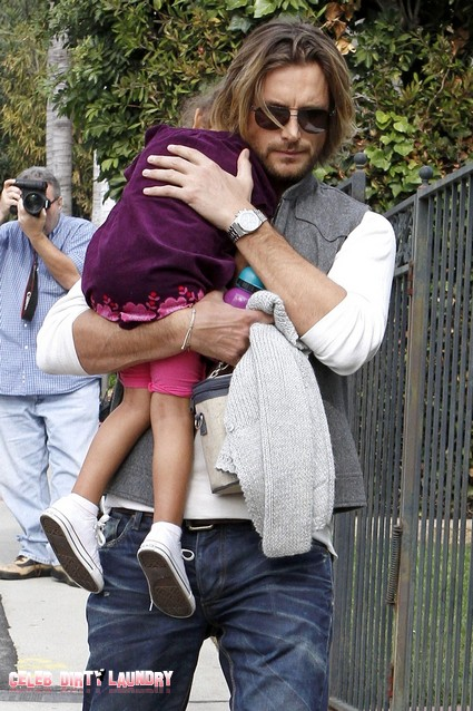 Halle Berry's Baby Daddy Gabriel Aubry Investigated for Child Endangerment