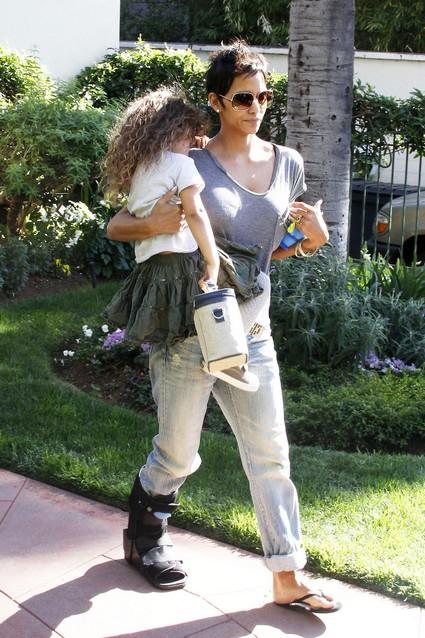 Halle Berry Seeks Restraining Order Against Terrorizing Gabriel Aubry