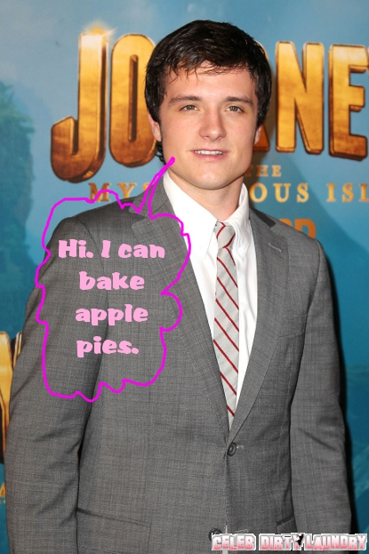 Josh Hutcherson Talks About Being Shy And How You Can Win Over His Heart (Video)