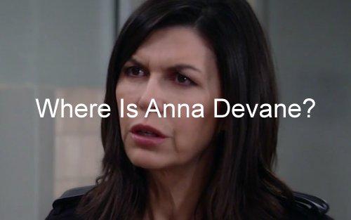 'General Hospital' Spoilers: Anna Devane Return Date Postponed - Finola Hughes Facing GH Contract Issues?