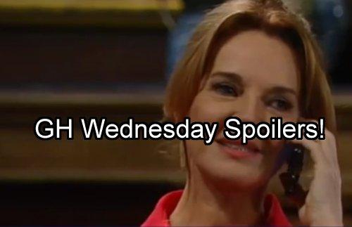 'General Hospital' Spoilers: Dante and Lulu Devastated by Baby News – Finn and Obrecht Do Battle - Heather Threatens Naomi