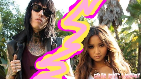 Hollywood Split: Miley Cyrus's Brother Trace Cyrus and Brenda Song Separate Forever!