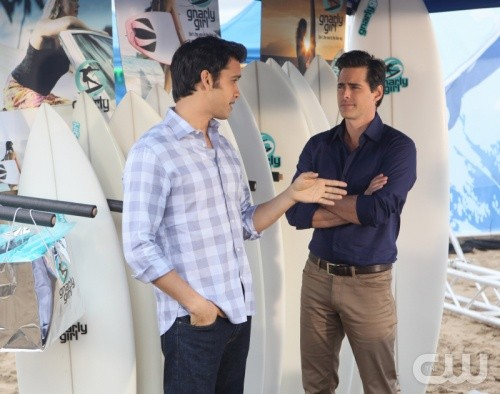 "90210 RECAP 3/4/13: Season 5 Episode 16 ""Life's a Beach"""