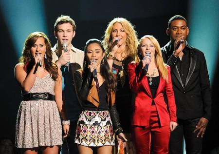 American Idol 2012 Season 11 'Top 6 Results Show' Recap 4/26/12