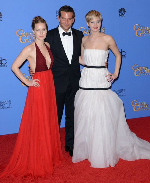 Jennifer Lawrence and Amy Adams Paid Less Than Male Co-Stars For American Hustle - Disgusting?