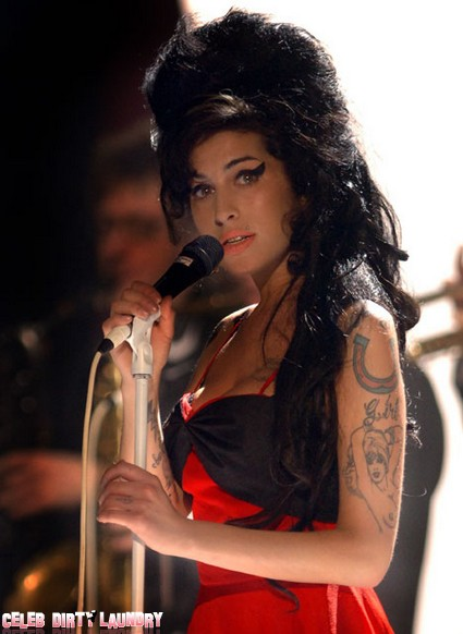 Fashion Designer Cashes In On Amy Winehouse Tragedy