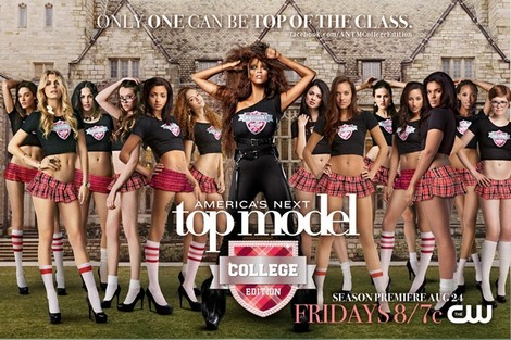 America's Next Top Model Cycle 19 'College Edition' Sneak Peek & Spoilers