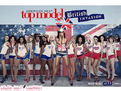 America's Next Top Model Cycle 18 Battles With UK in British Invasion