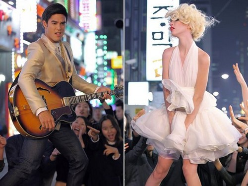 """America's Next Top Model Recap 4 Finalists After Shei Eliminated: Cycle 21 Episode 14 """"The Guy With Moves Like Elvis"""""""