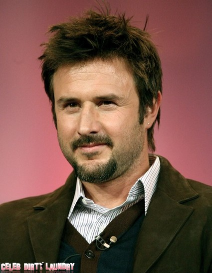 David Arquette Marks One Year Sober