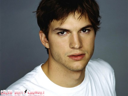 Ashton Kutcher Books Ticket To Space - To Get Away From Demi Moore