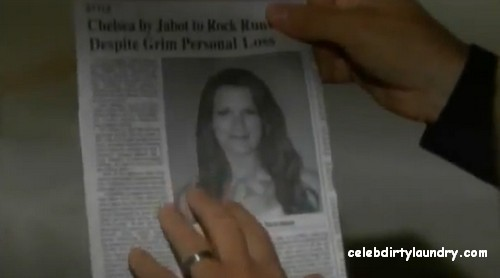 The Young and the Restless Spoilers: Adam Newman Reads a Newspaper - Chloe Slaps Chelsea and They Fight - Lauren Collapses and is Rushed To Hospital