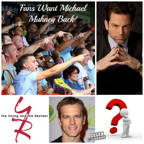 The Young and the Restless Spoilers: Michael Muhney Replacement Search - Will Trevor St. John Play Adam Newman - Fans React - Update