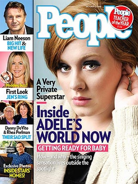 Inside Adele's World As She Prepares For Motherhood
