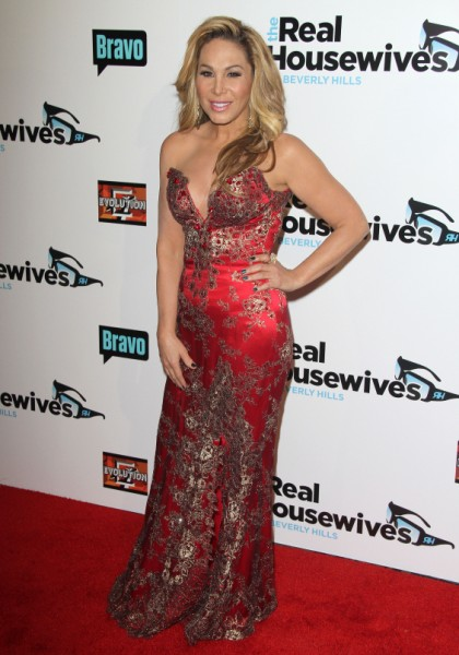 Adrienne Maloof Lied About Hiring A Surrogate To Carry Her Children? 1217