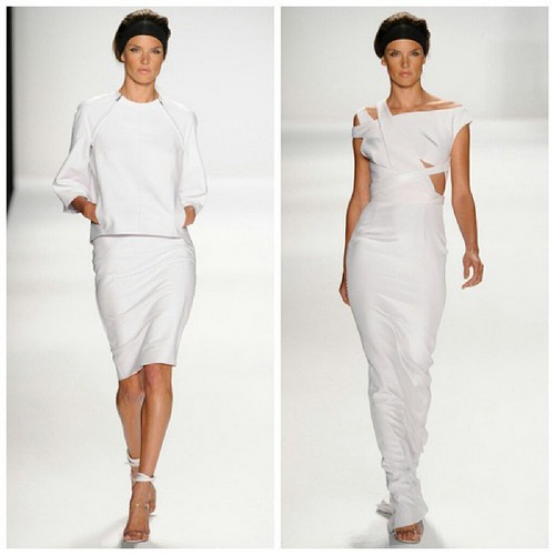 CDL Exclusive: KaufmanFranco Unveils 2014 Spring Collection #NYFW